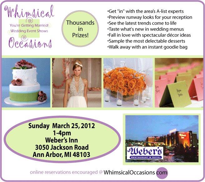 Ann Arbor Bridal Show