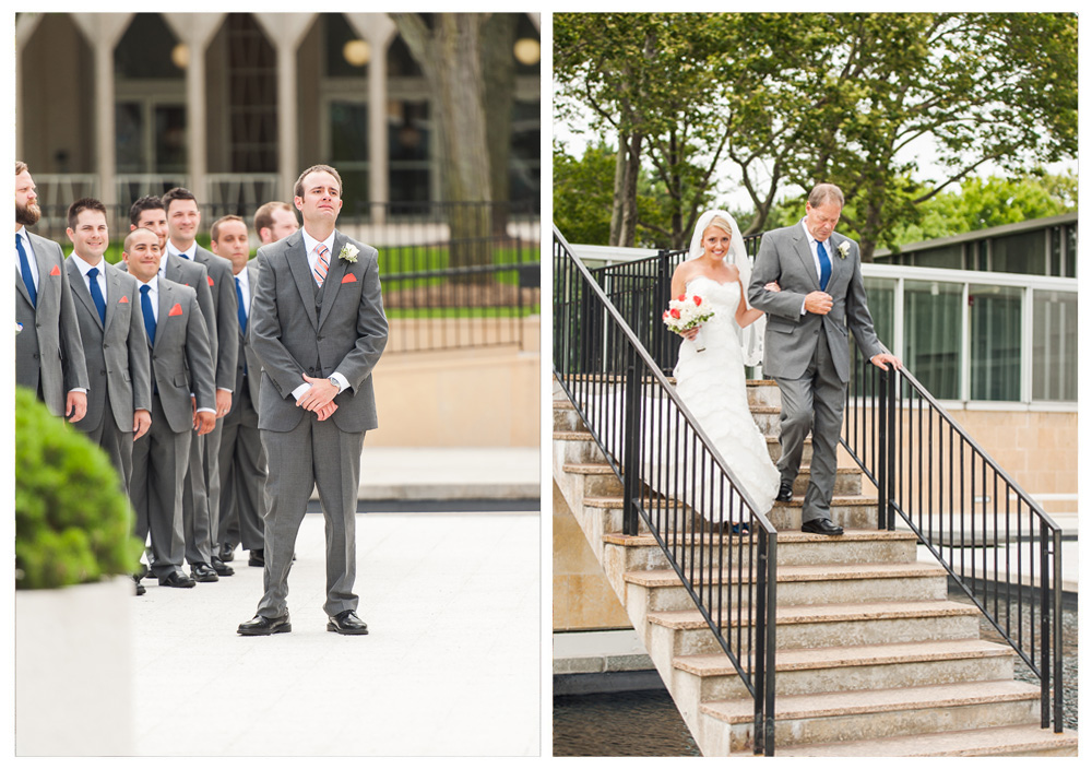 Wayne State Wedding