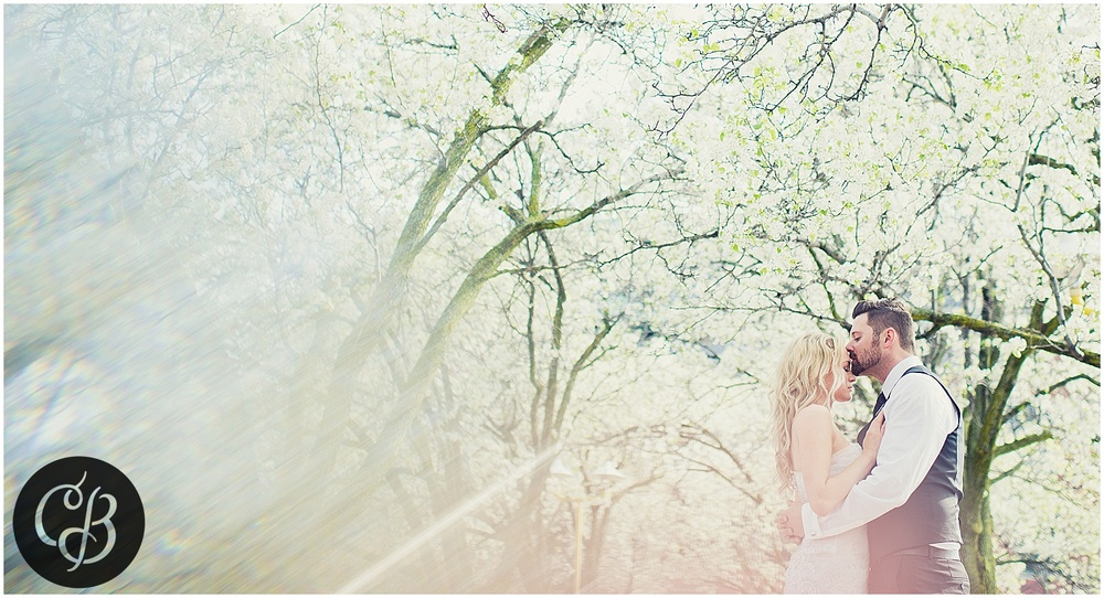 Ann Arbor Bridal Session