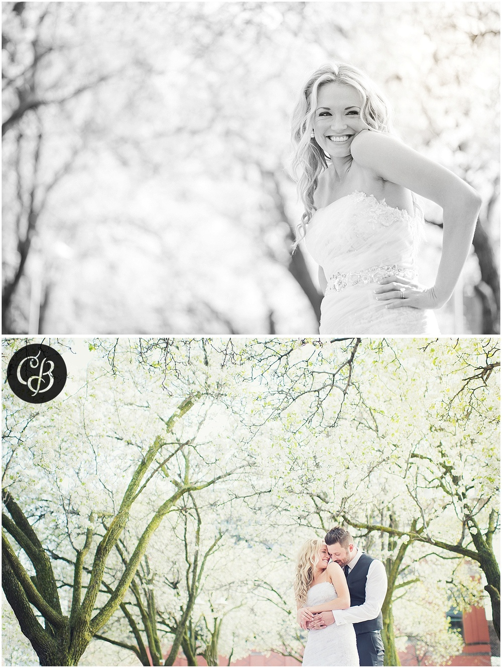 Spring Wedding in Ann Arbor