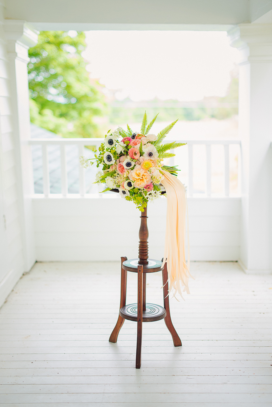 Cornman Farms Spring Wedding