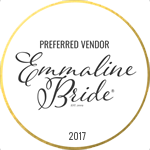 Inn at St John's Featured Wedding on Emmaline Bride