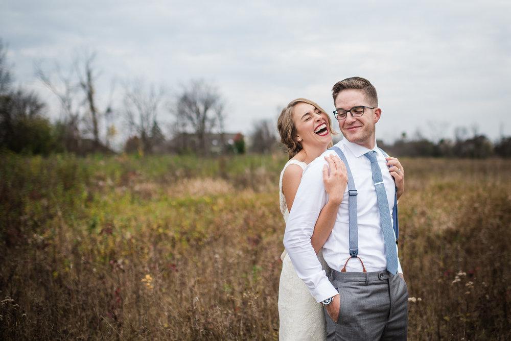 Ann Arbor Wedding at Frutig Farms