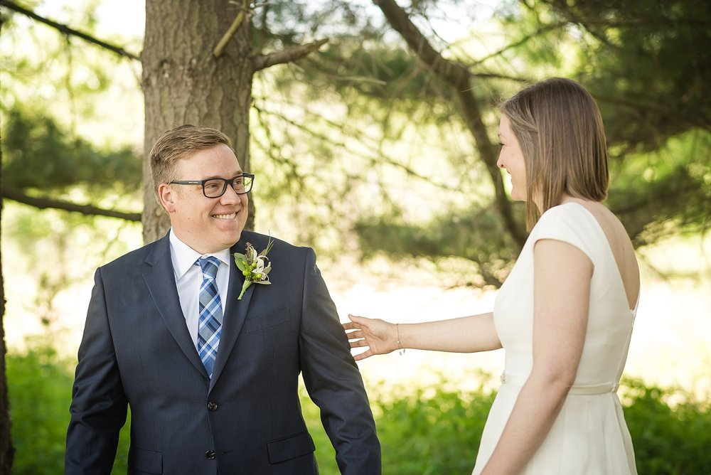 A Matthaei Botanical Gardens Wedding