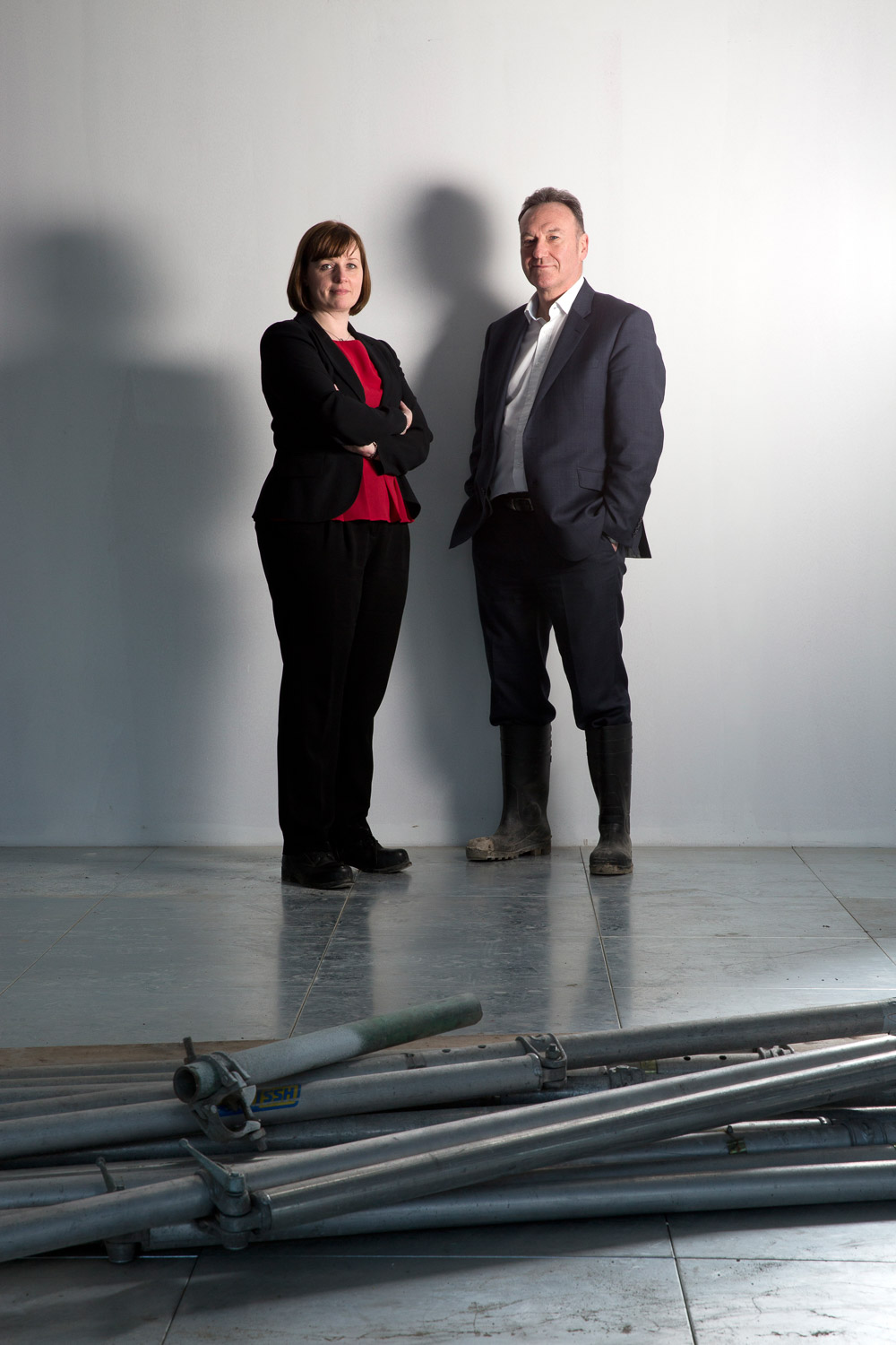 FIONA WILLIAMSON & HUGH CURRIE   DSSR BREEAM Assessor & Building Services Engineer
