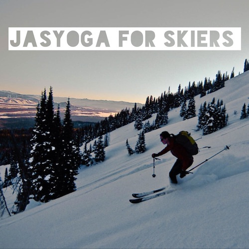 Jasyoga for Skiers