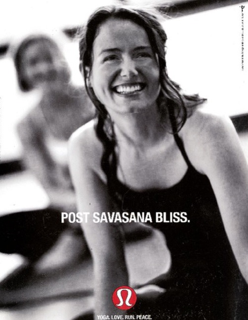 post savasana