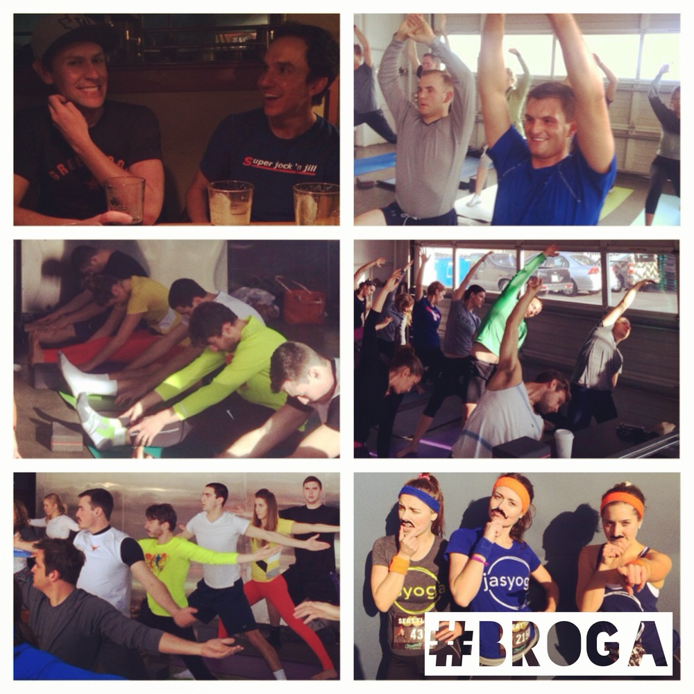 A few highlights from Broga 2013...