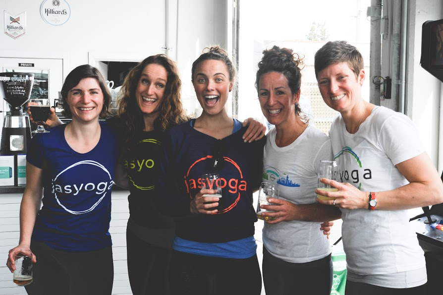 Introducing Team Jasyoga's 2016 Olympic Team — legit!