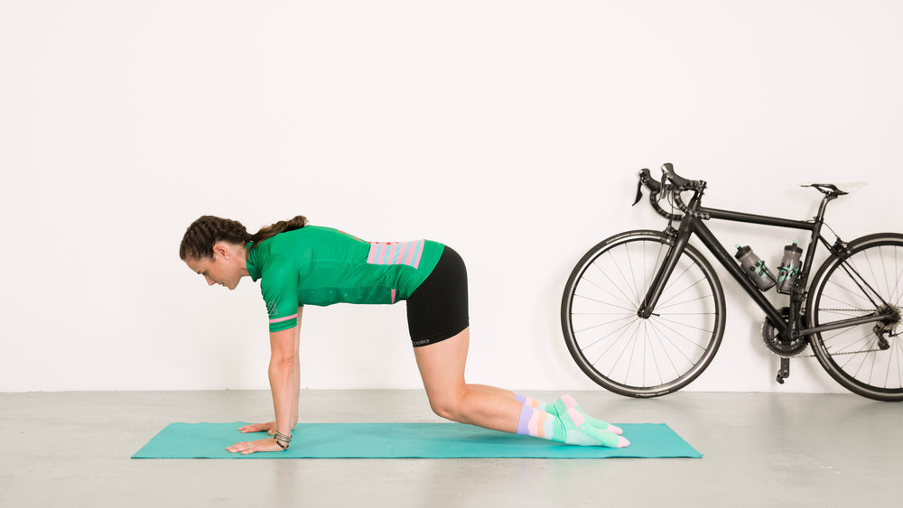 INJURY prevention for cyclists - DO VIDEO