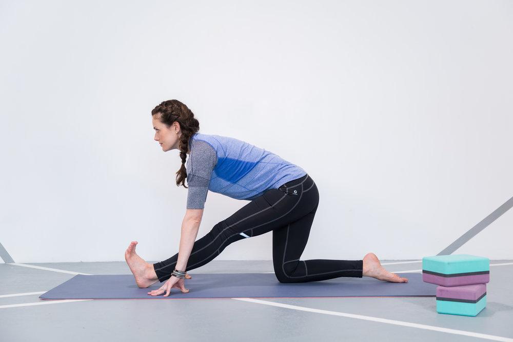 Flexible running hamstrings - Do Video