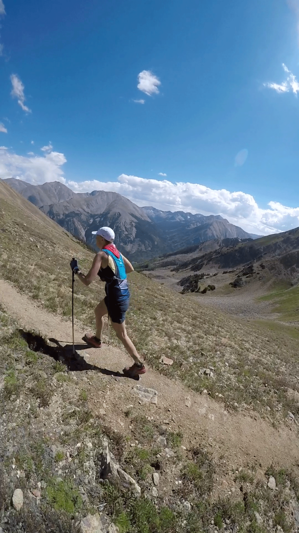 The Leadville Trail 100 Run