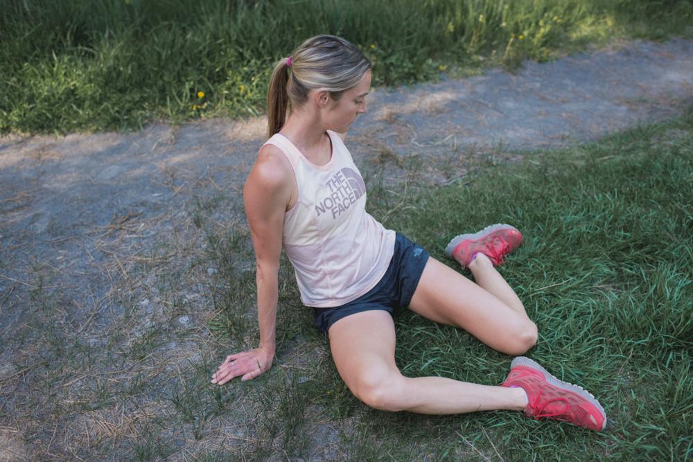 Stephanie Violett: Ultra Runner