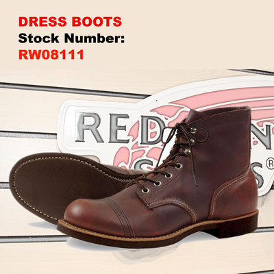 Dress Boots & Shoes — Greenfield Red Wing Shoes