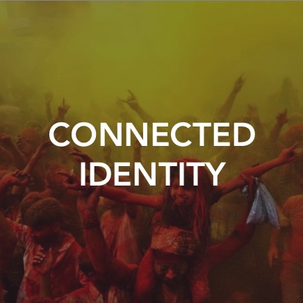 Transformational teams, organizations and movements have connected identity at their core. Many people working with a shared intention result in higher performance and an organizational resonance that attracts attention. Our work starts with creating connected identity.