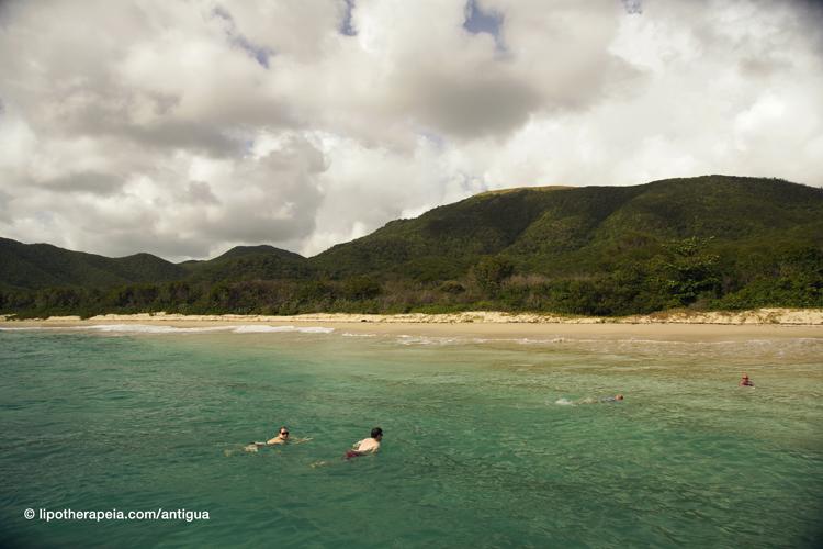 Rendez vous beach, Antigua