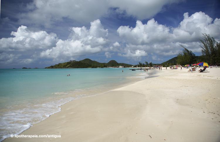 Jolly Bay, Antigua