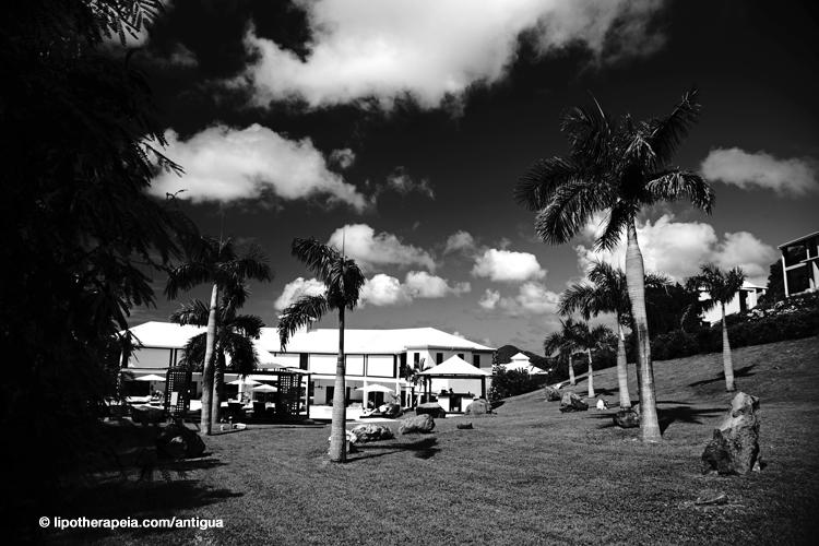 Sugar Ridge hotel, Antigua
