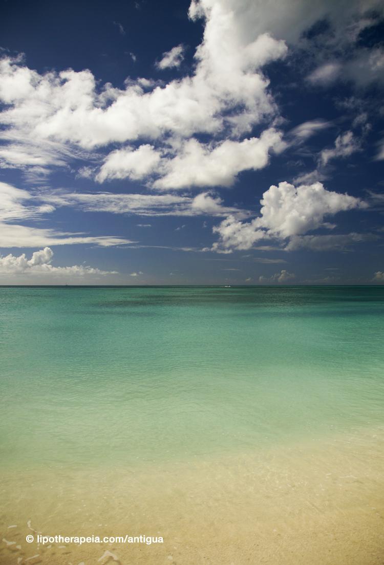 Jolly harbour beach, Antigua