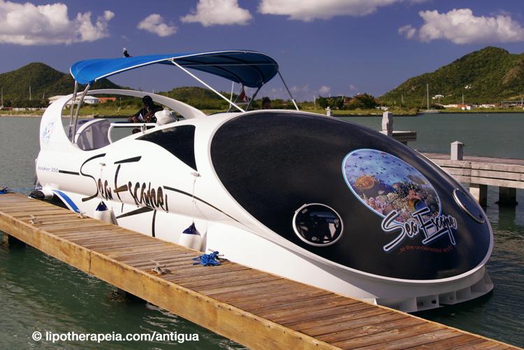 Sea Escape at Jolly Harbour, Antigua
