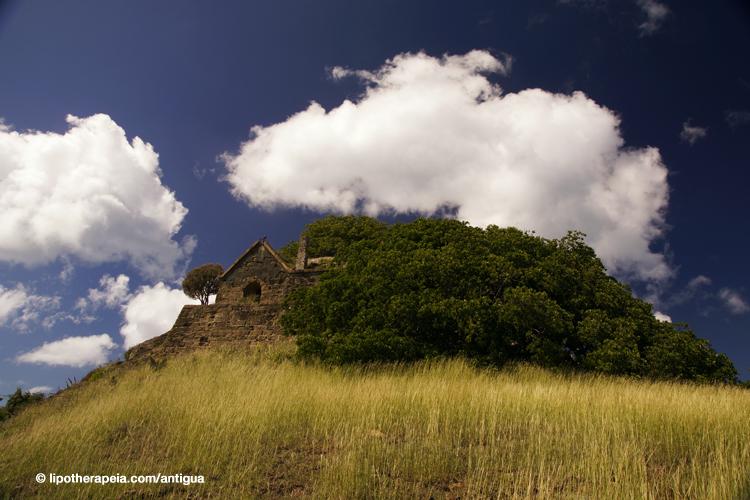 Fort Barrington, Antigua