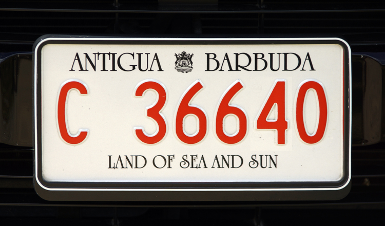 Antigua - land of sea and sun