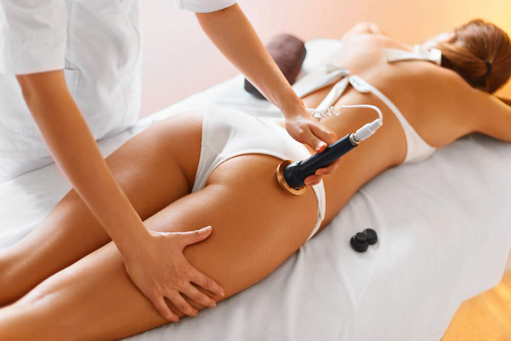 Radiofrequency body treatment