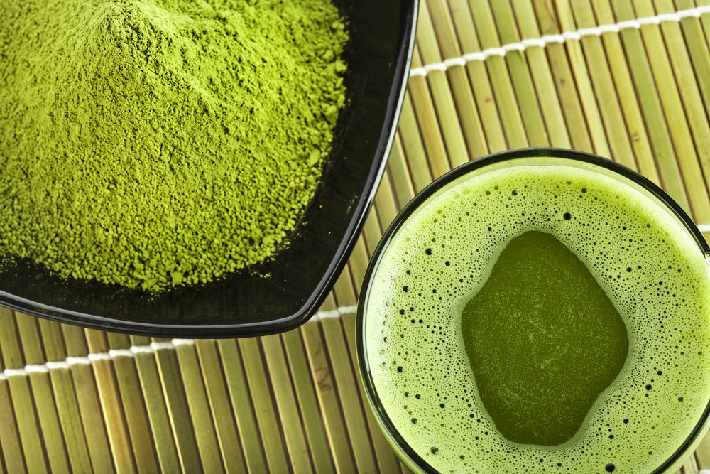Green tea for cellulite