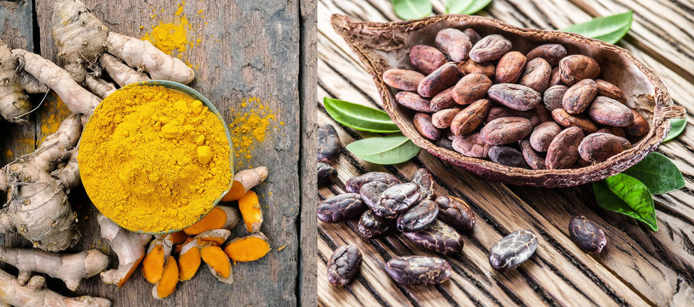Curcumin, whey and cellulite