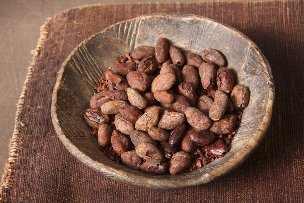 Cocoa flavanols for cellulite