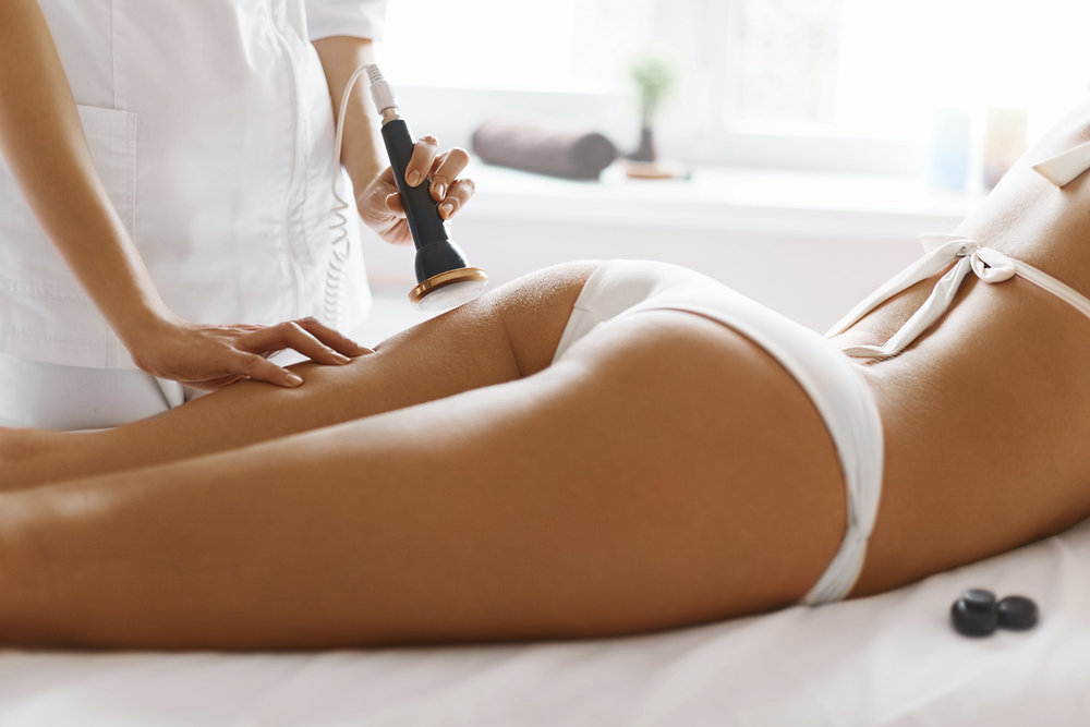 Most advanced cellulite treatment in London