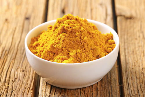 Curcumin cellulite treatment