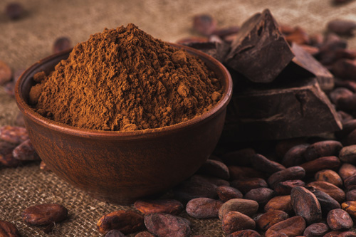 Cocoa flavanols
