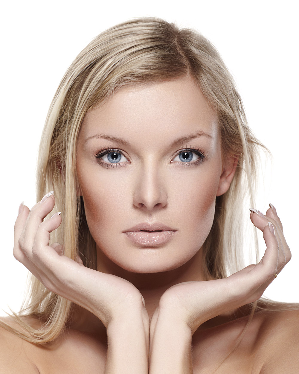 Radiofrequency facial treatment