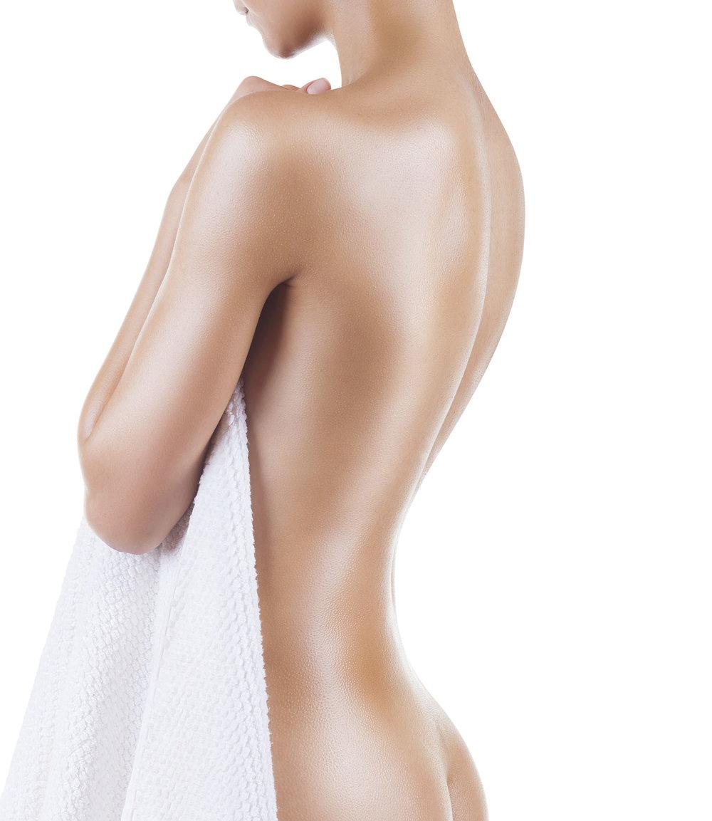 Fat breaks down your collagen when it expands