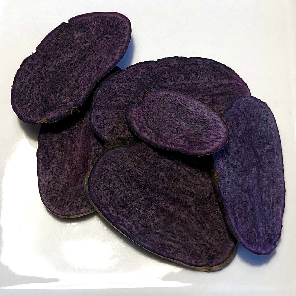 Purple potatoes: the best potatoes you can eat