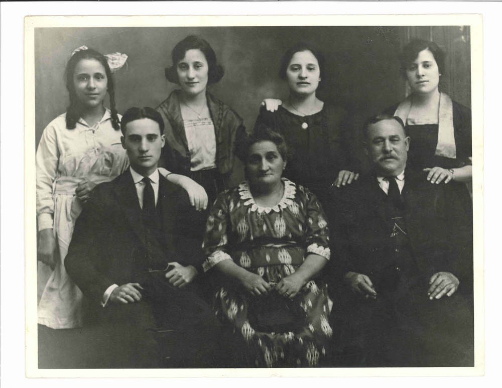Gutilla Family (Laurissa Cardenas's Great Grandmother and Great Great Grandparents) immigrated through Ellis Island from Ventimiglia, Sicily circa 1921.