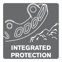 MRP Integrated protection icon