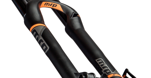MRP Stage fork close up