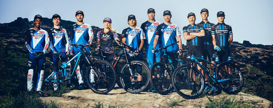 Giant Off Road Factory Team
