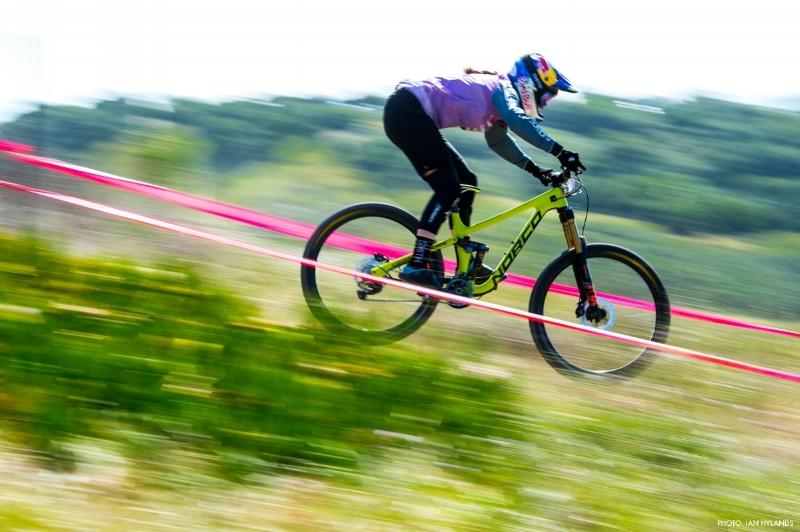 Jill Kintner riding