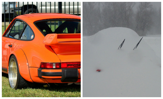 Having spent more than 35 years traveling the globe to work on some of the most exotic Porsches of all time, Jay Lloyds probably never figured he'd come close to meeting his demise in a blizzard outside of Buffalo, New York.