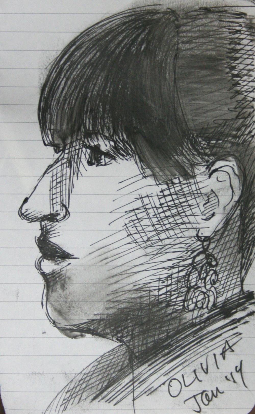 Deb Steytler - 45 minute sketch