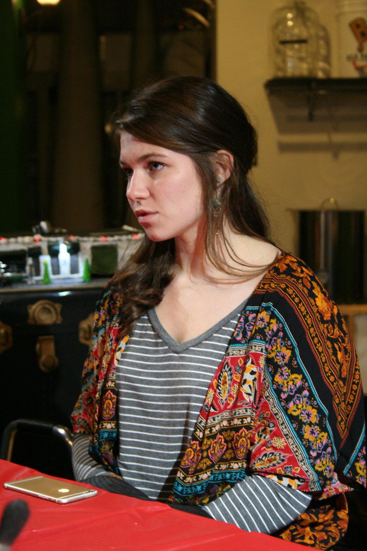 Hannah profile