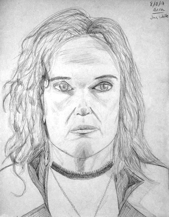Jon White did this drawing.