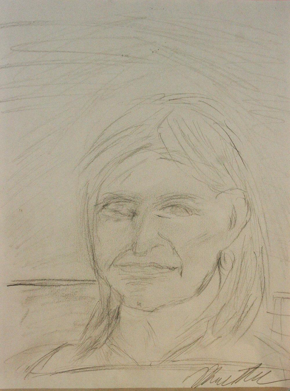 Paul Reulbach did this sketch.