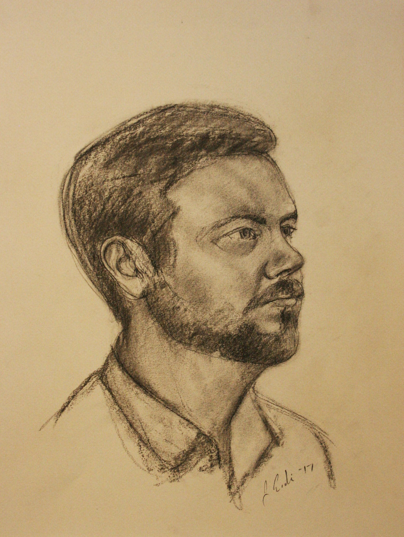 Jeff Erdie did this drawing.