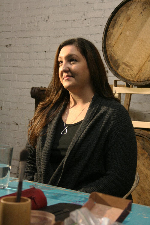 Elishua Rasho at Forest City Brewery 12-8-17.JPG