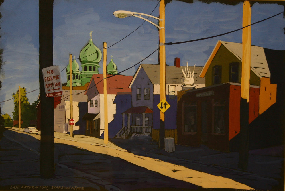 Late Evening, Starkweather,Tremont.jpg