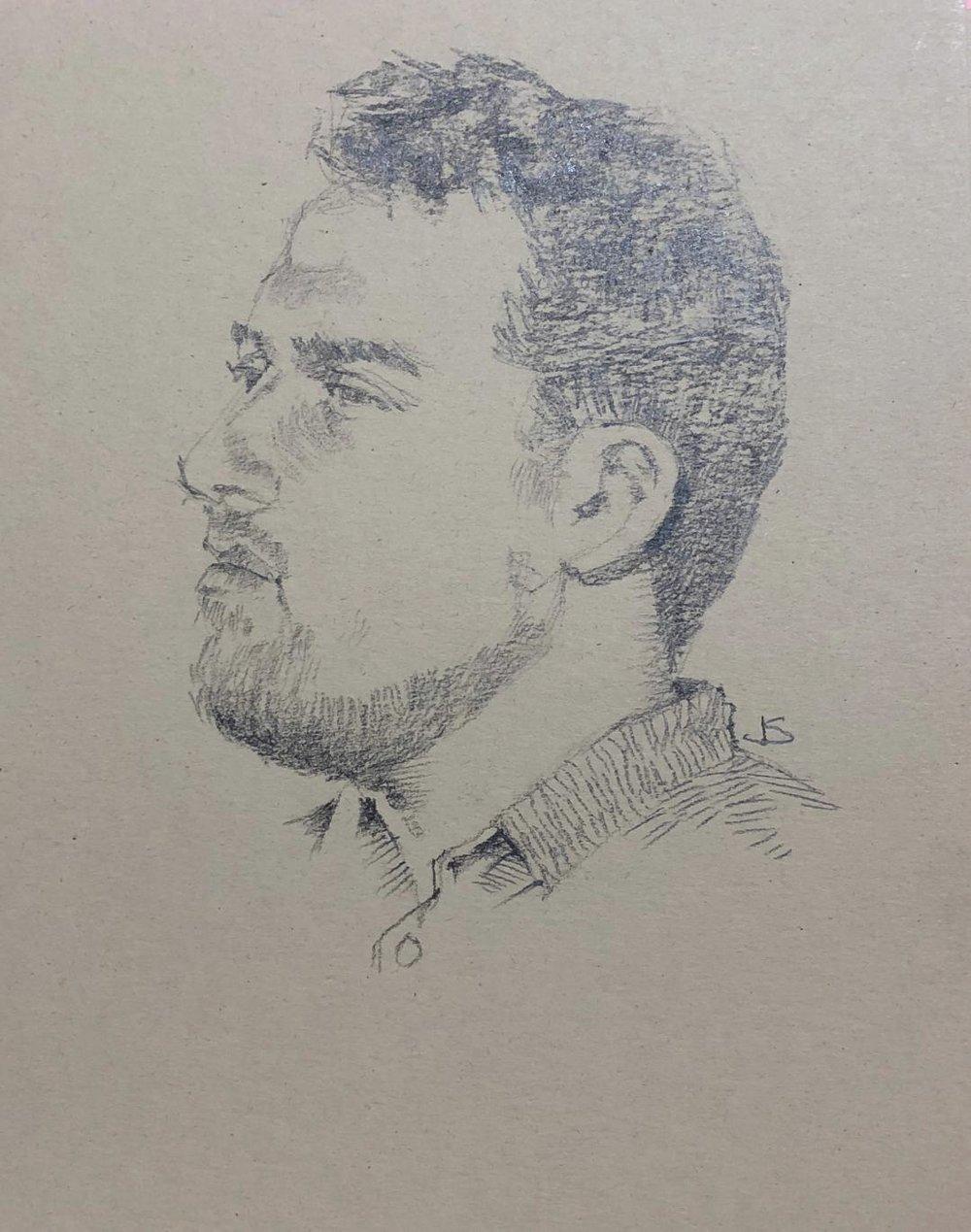 Jeff Suntala did this drawing.